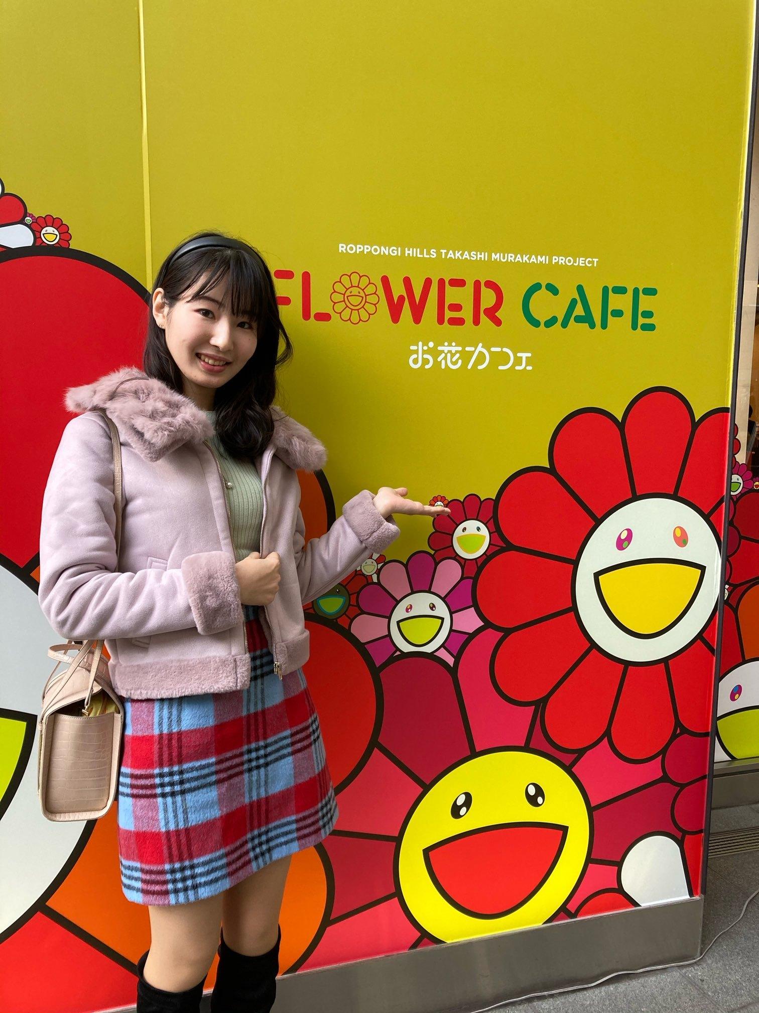 【六本木】お花カフェ_1_1-1
