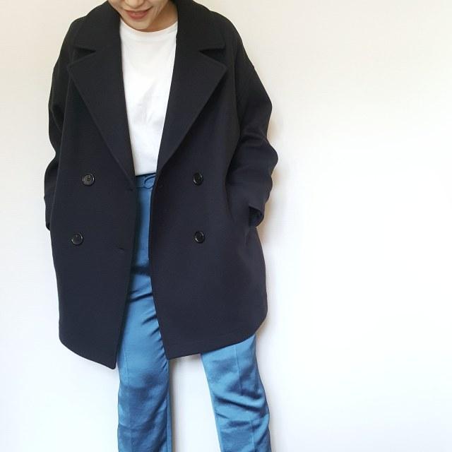 今年のコートはMarisol世代にも大人気、uncraveで決まり♪_1_2