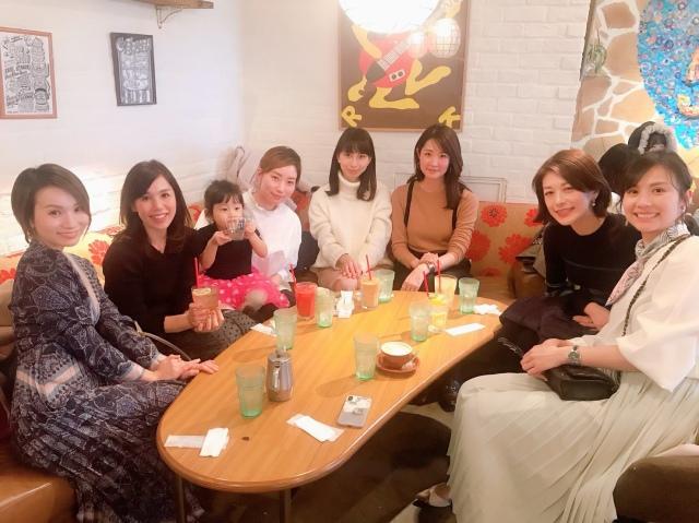 美女組同期のランチ会は幸せの時間♡_1_4