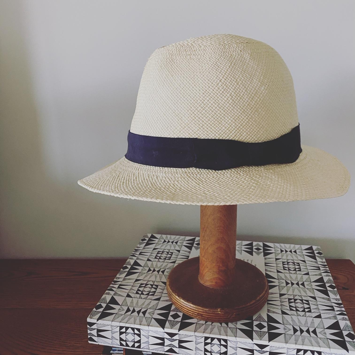 アンソニー ペトの帽子