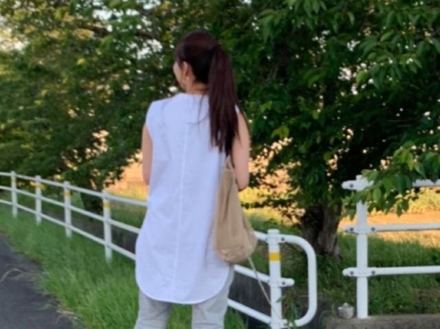 上質なTシャツで過ごす残りの夏_1_3-2