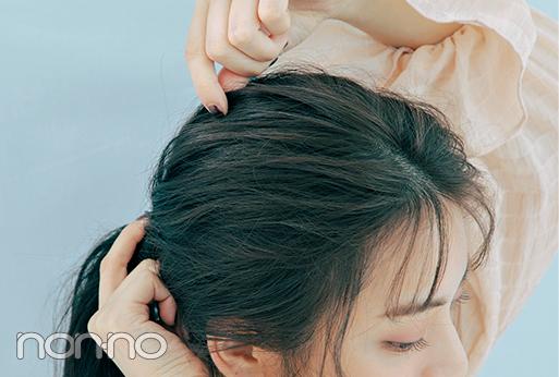 裏技ヘアアレ♡ 大人っぽいのにBABY感のある後れ毛が最強!【今どきBABYフェイス⑫】_1_7