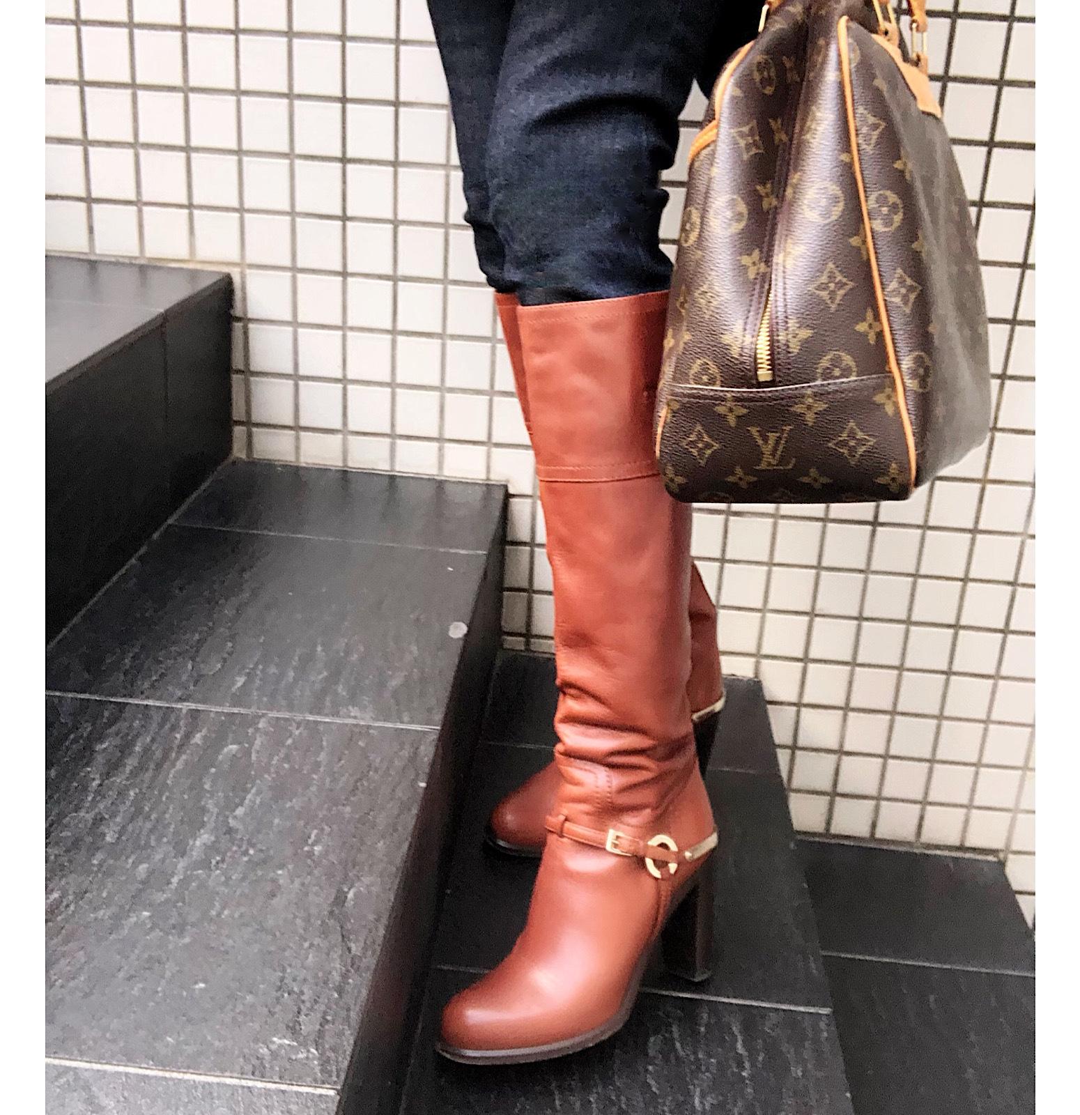 「いい靴」でデニムを格上げ‼︎_1_9