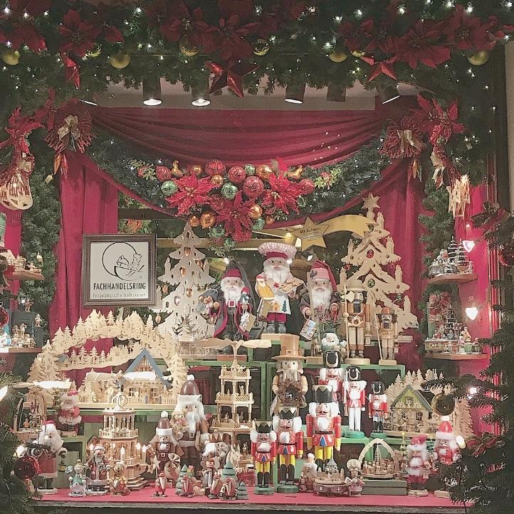 まるで、おとぎの国?本場ドイツのクリスマスマーケット*✩‧₊˚_1_3