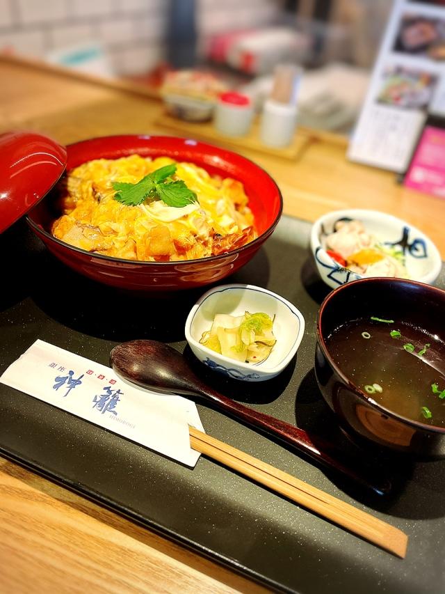 【銀座ランチ】ふわとろ親子丼は銀座神籬<ひもろぎ>で♡_1_1