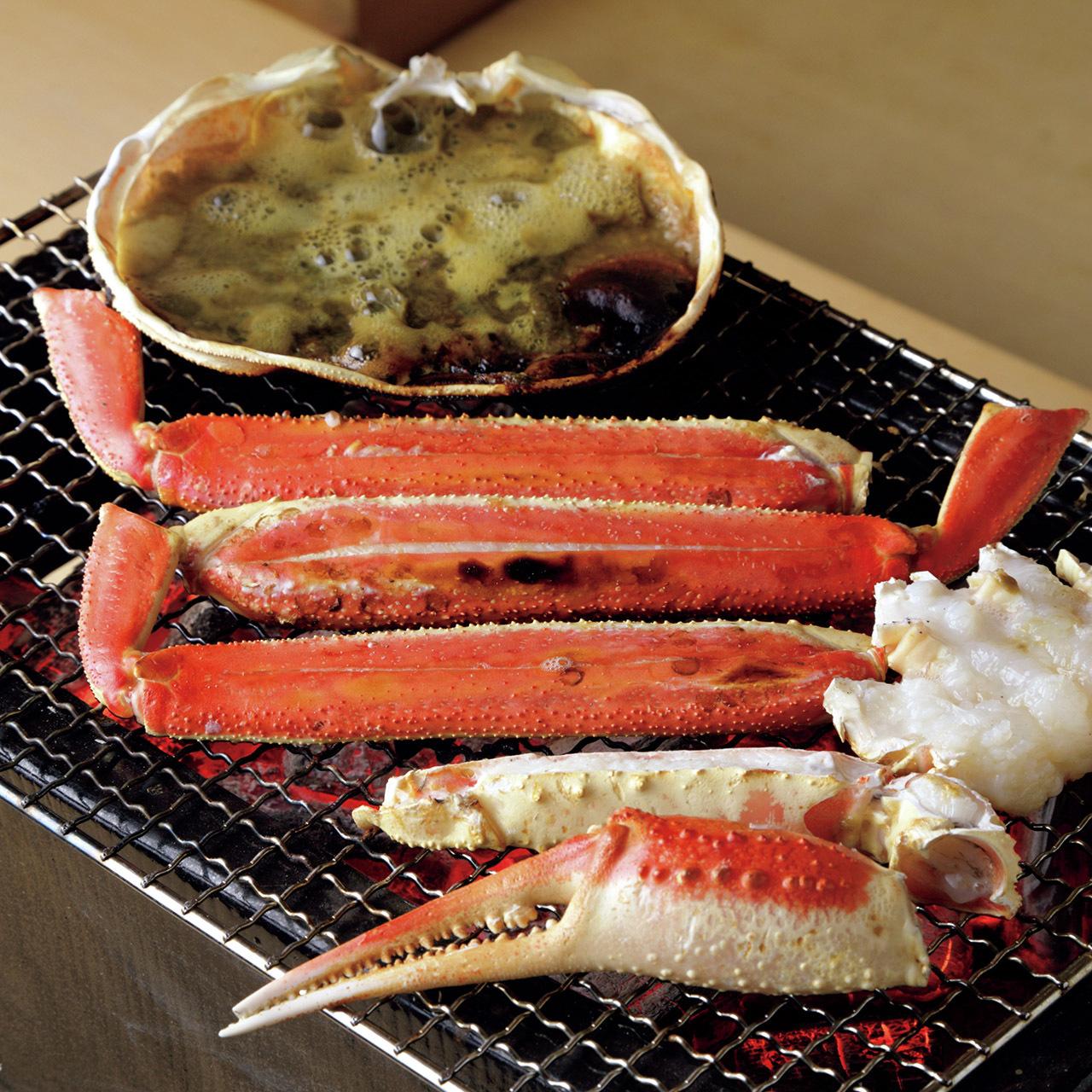 京の冬の美味。松葉ガニ&すっぽん料理の名店 五選_1_1-3