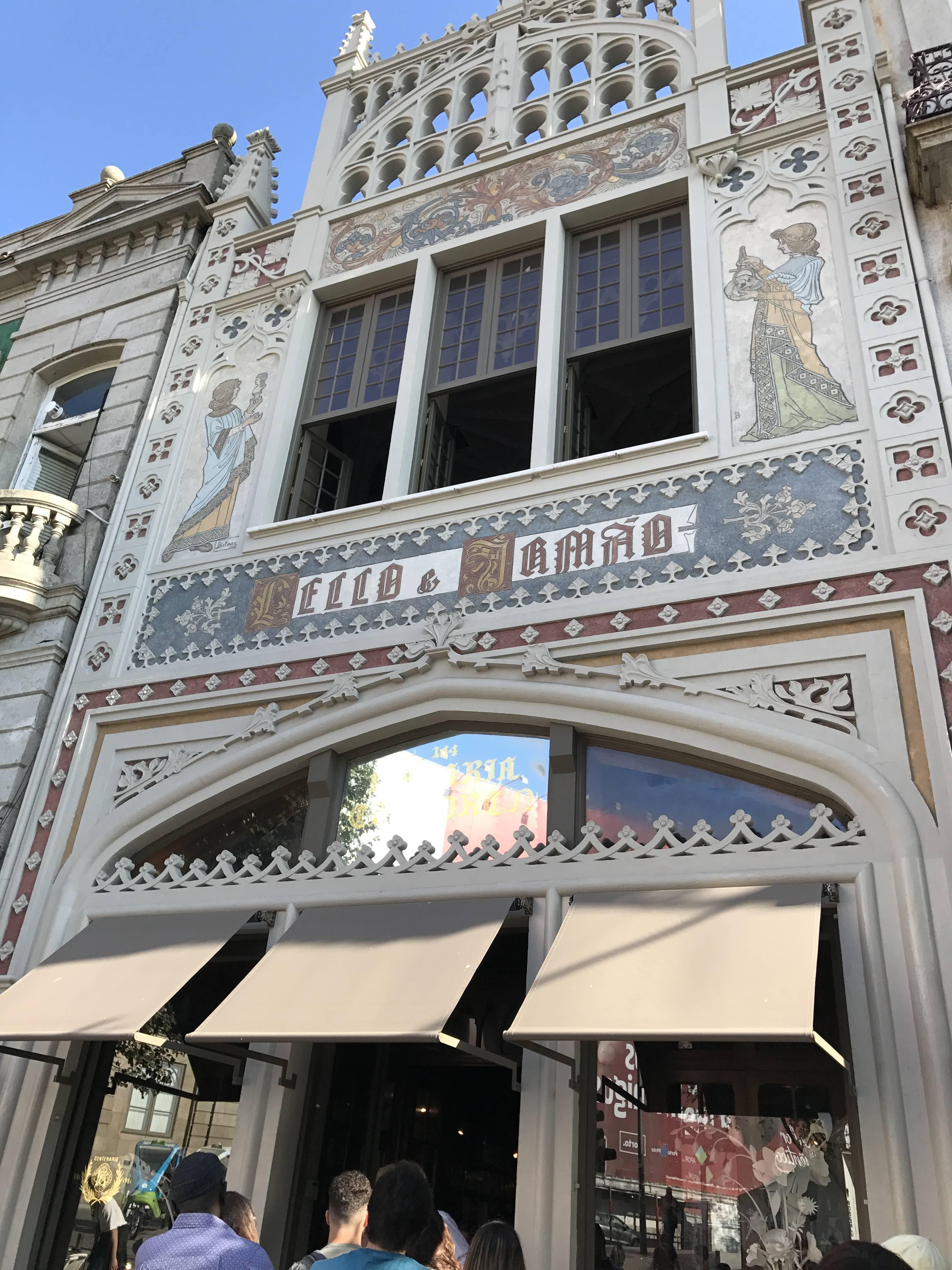 ポルトガルへ行って来ました〜世界一美しい書店編〜_1_4