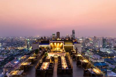 天空で、そして船上で!美食の地バンコクでのトキメキ・ディナー♡_1_1-1