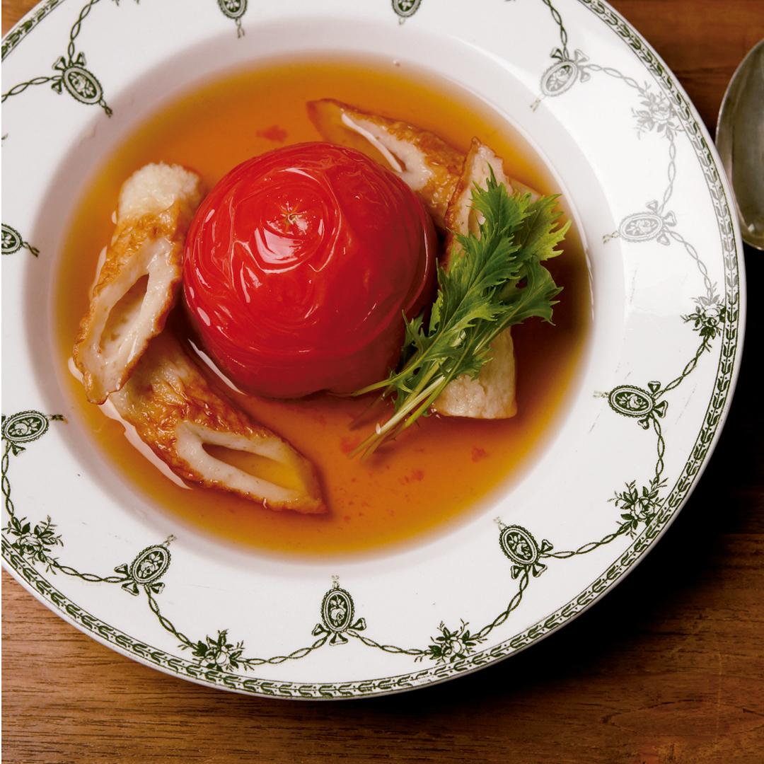 やせたい人のおでん風トマトスープ★秒でできてヘルシー!【おすすめ夜食レシピ】_1_3