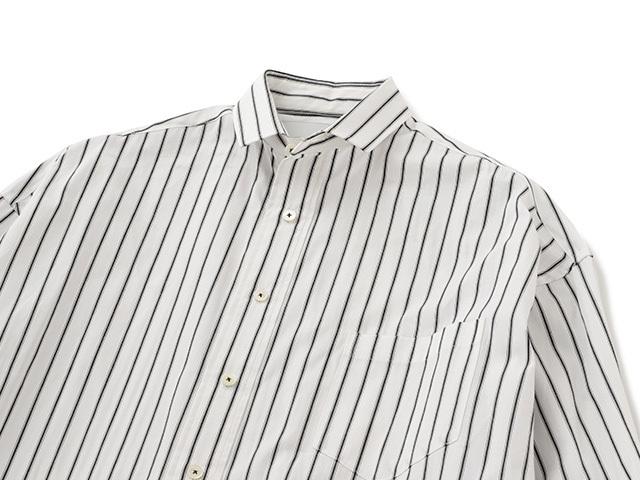 パリッとしたシャツを着たい時におすすめ、TICCAのシャツドレス_1_2