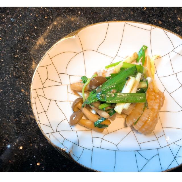 ウェスティンホテル東京 龍天門で広東料理ランチ_1_2-4