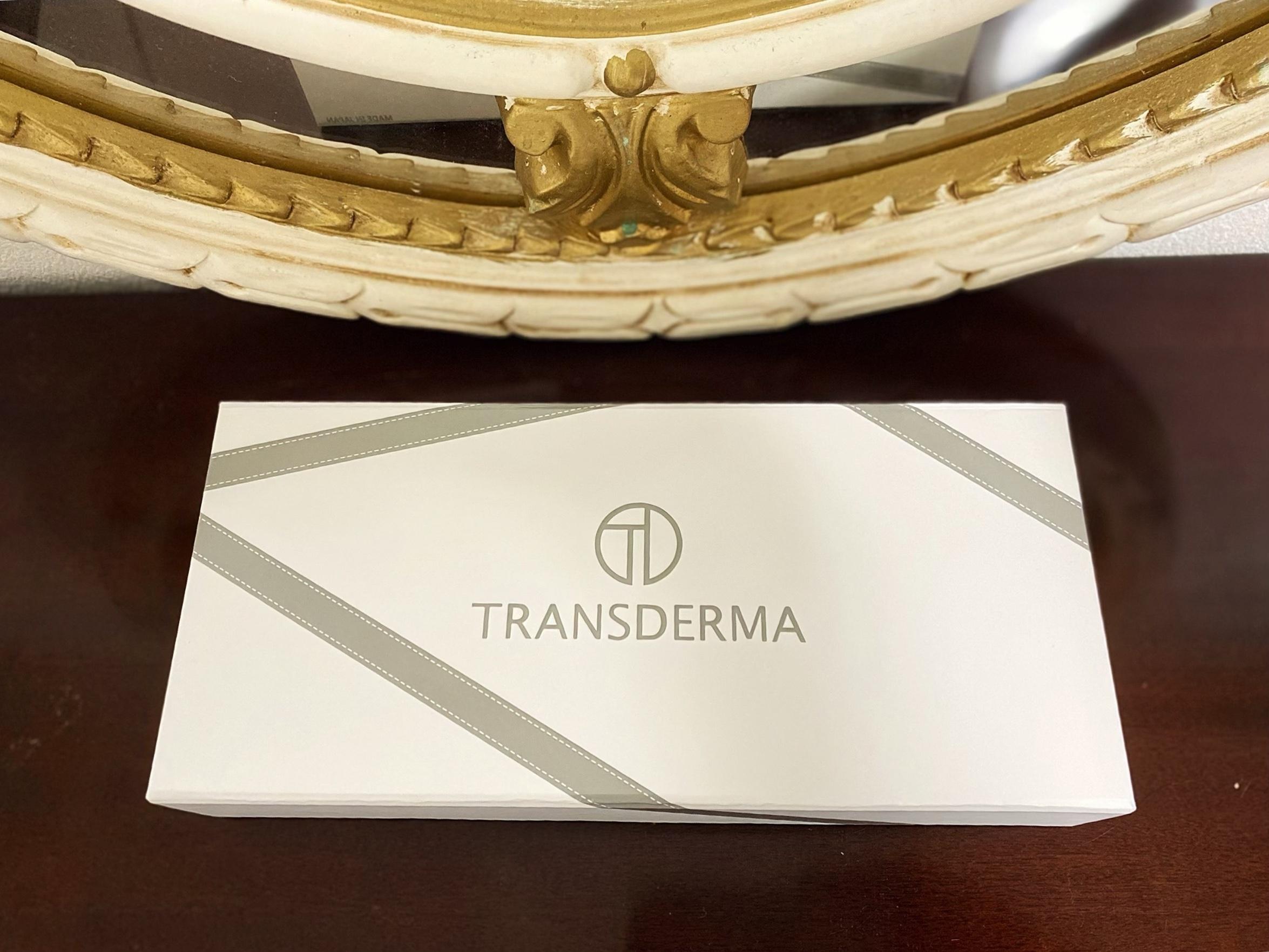 「トランスダーマ」試してみました‼︎_1_1
