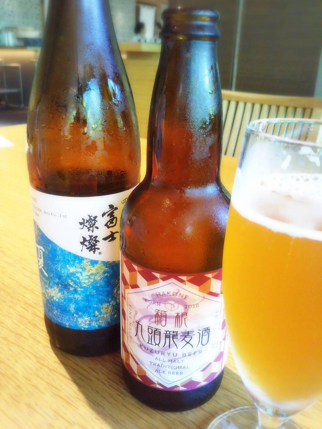 ひと足お先に夏休み 箱根日帰り温泉の旅を楽しんで来ました_1_2-3