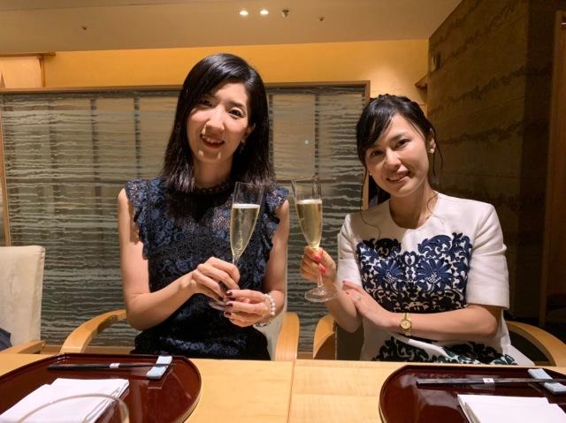 憧れの素敵ホテルのレストランで女子会♡_1_3-2