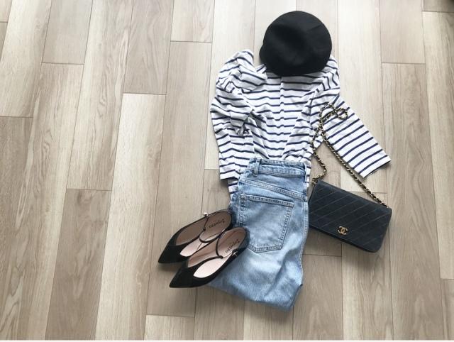 少ない服で毎日のスタイルを楽しむ【40代 私のクローゼット】_1_4