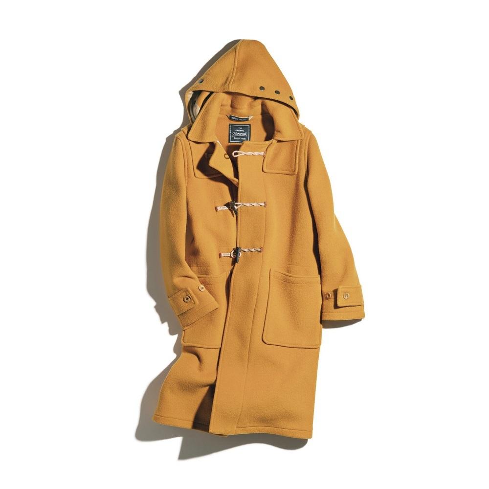 ファッション グローバーオールのコート
