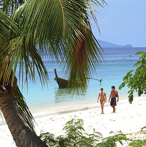 タイビーチのビーチを楽しむ、離島のホテル5選(リペ/クラダン/サメット/パンガン/チャン) _2_2-3