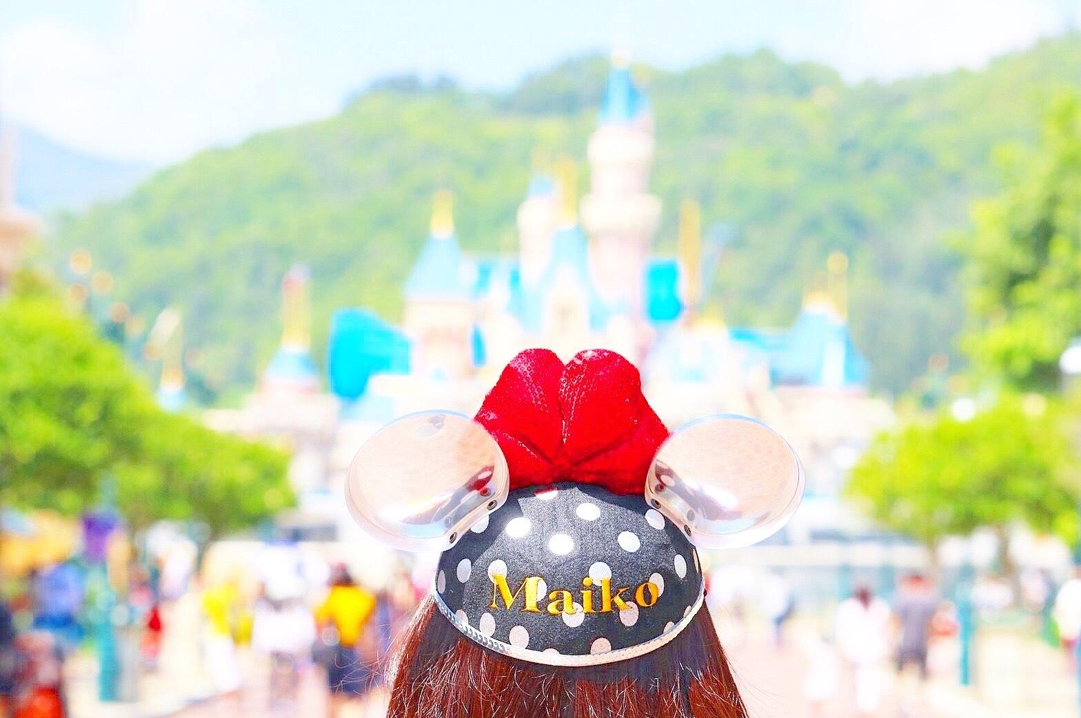 日本からも近い香港ディズニー♡コーデも合わせてレポします!_1_9