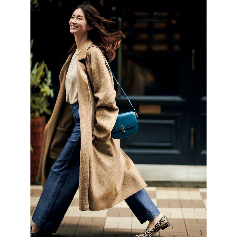 冬の着こなしを決めるアイテム「コート」をどう選ぶ? 3大女っぷりスタイル別着こなし_1_1-1
