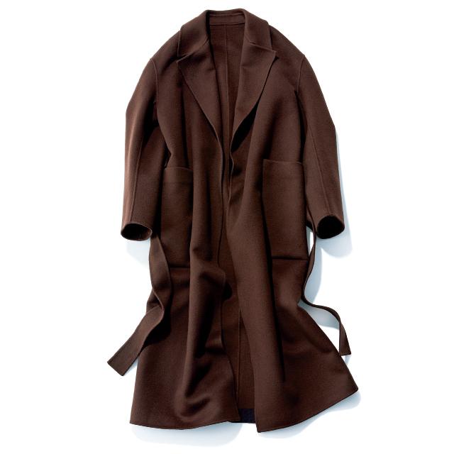 ブラウン コート ブラミンク