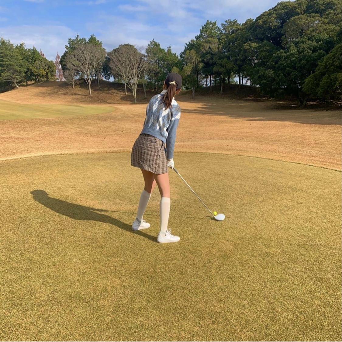 【ゴルフ女子ブログ】ラウンドの様子をチラ見せ!_1_5