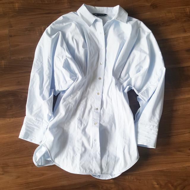 シンプルなものほどシルエットに拘りたい。ZARAシャツを制するものは春を制する。_1_1