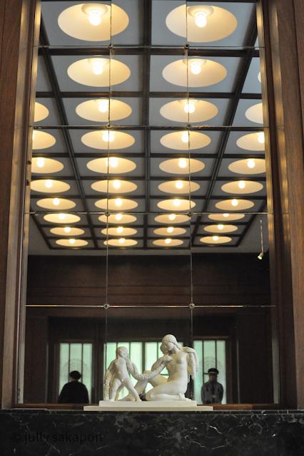 【番外編】ラリックのやわらかな光に魅了されて@東京都庭園美術館_1_3