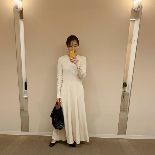 【春のお買い物】ずっと欲しかった白のワンピ、これにしました!_1_5