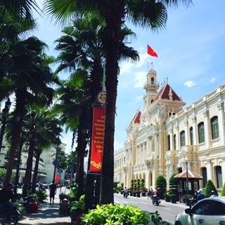 ベトナム料理は本場で満喫、ホーチミン2泊3日食べ歩き!day3_1_2-1