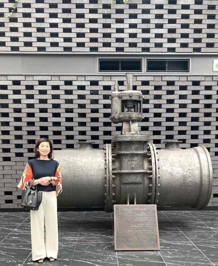 東京水道発祥の地