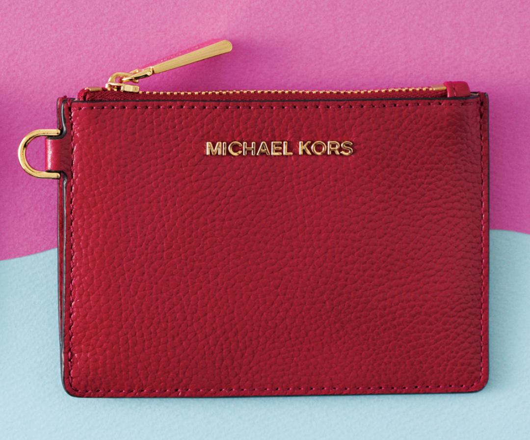 マイケル マイケル・コースのミニ財布、秋新作をチェック!【20歳からの名品】_1_2-1