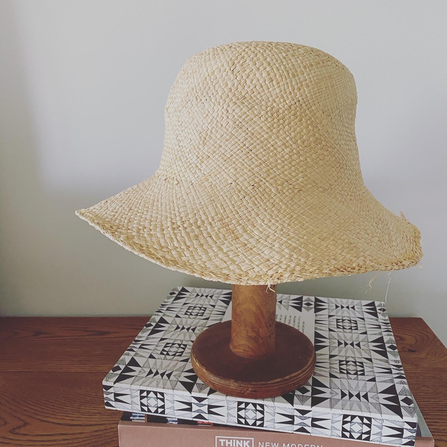 ノーブランドの帽子