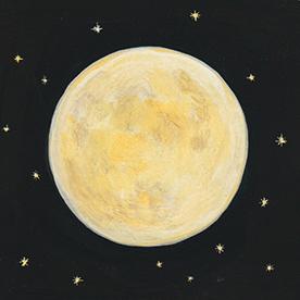 星ひとみ天星術 満月の5月7日~6月6日の運勢