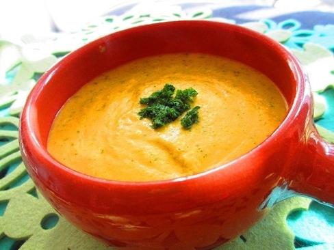 食物繊維とビタミンで美しく♪濃厚かぼちゃスープレシピ_1_1