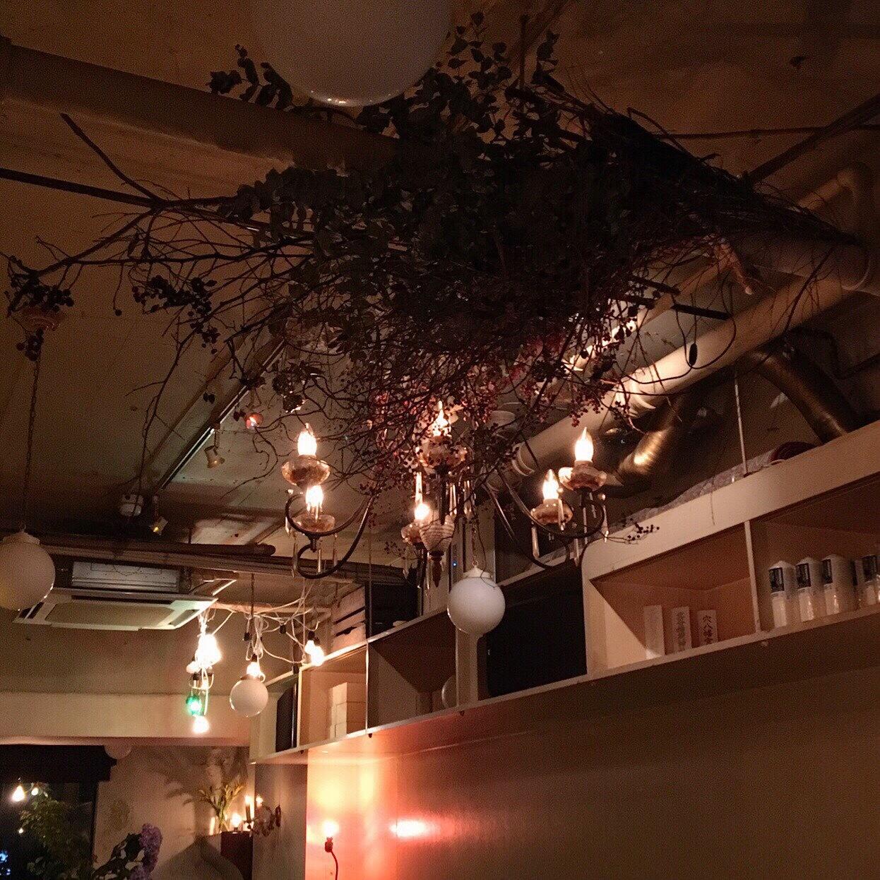 """【 第29回❤︎ 】渋谷にある隠れ家的カフェ* オシャレトロな""""Zarigani Cafe""""!_1_7-1"""