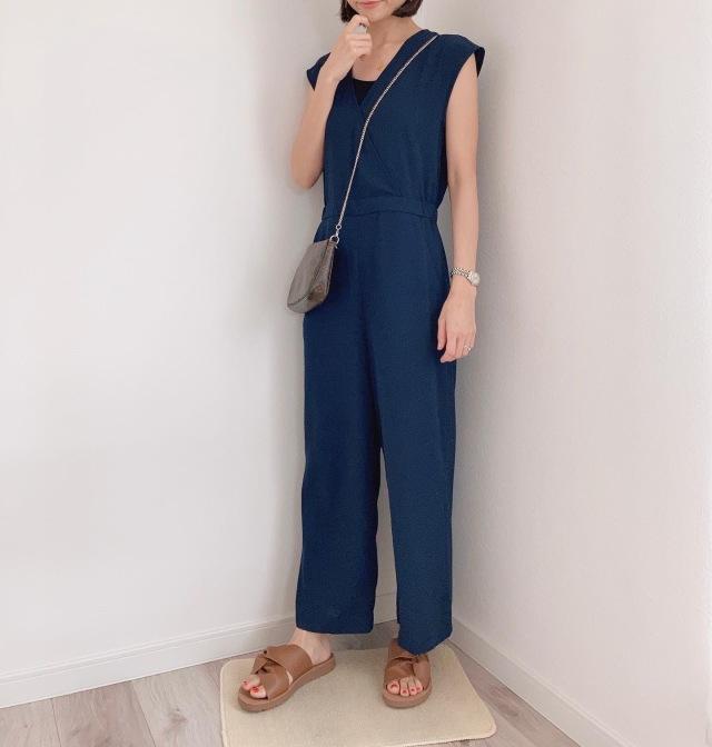 最近の夏コーデ【@momoko_fashion】_1_2-2