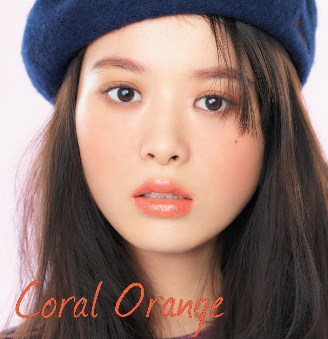 赤、ピンク、オレンジ系…チークの色で、印象が変わるって知ってた?_1_3