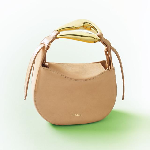 クロエのバッグ「キス」