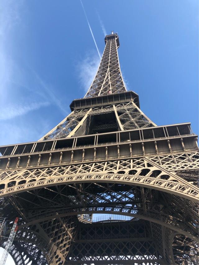 夏休みは熱波が過ぎ去ったフランス・パリへ_1_2-1