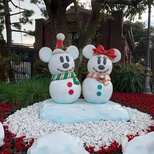 【 TokyoDisneysea 】クリスマスシーズンのディズニー・シーに行ってきました ❤︎_1_11