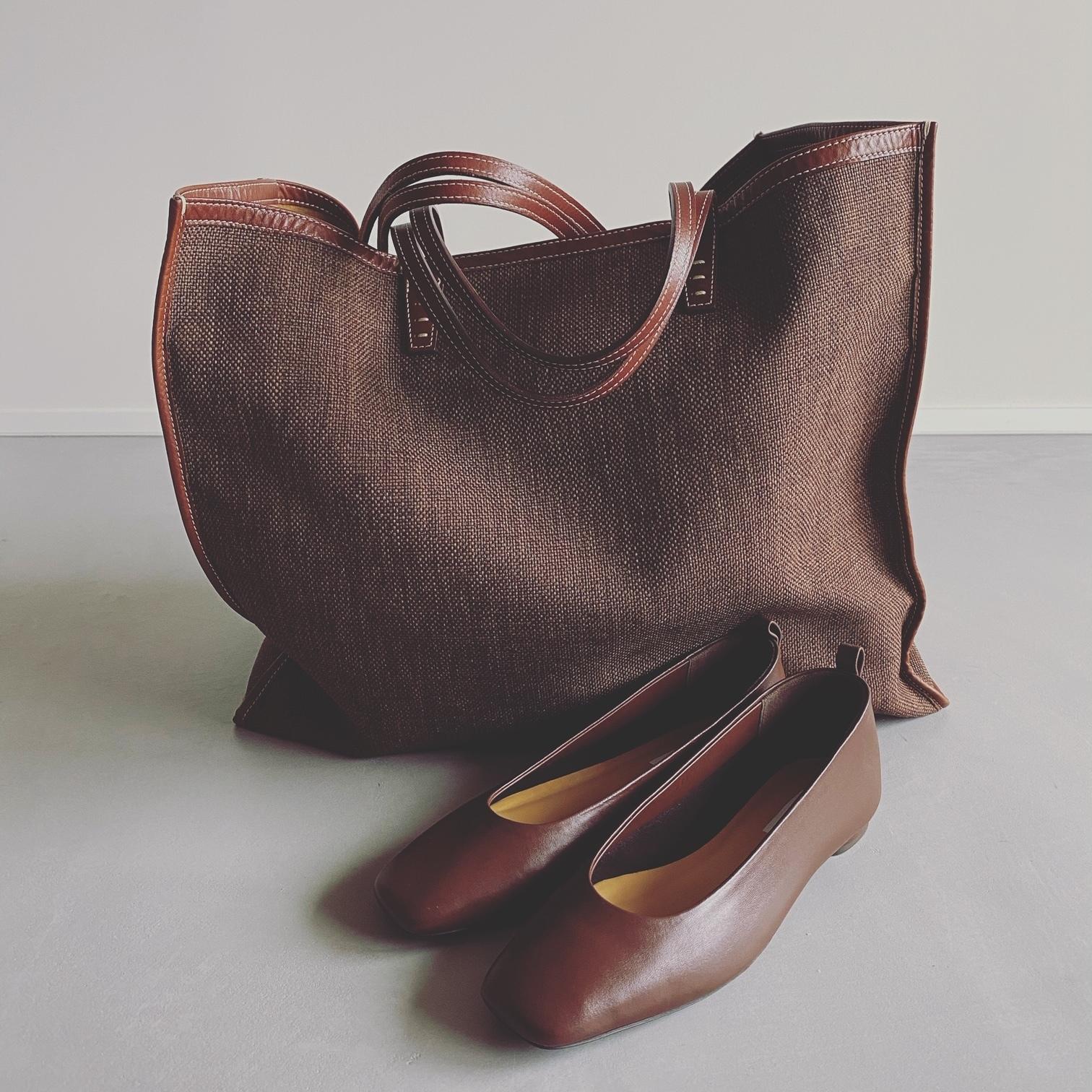 バッグ/A VACATION 靴/UNITED ARROWS