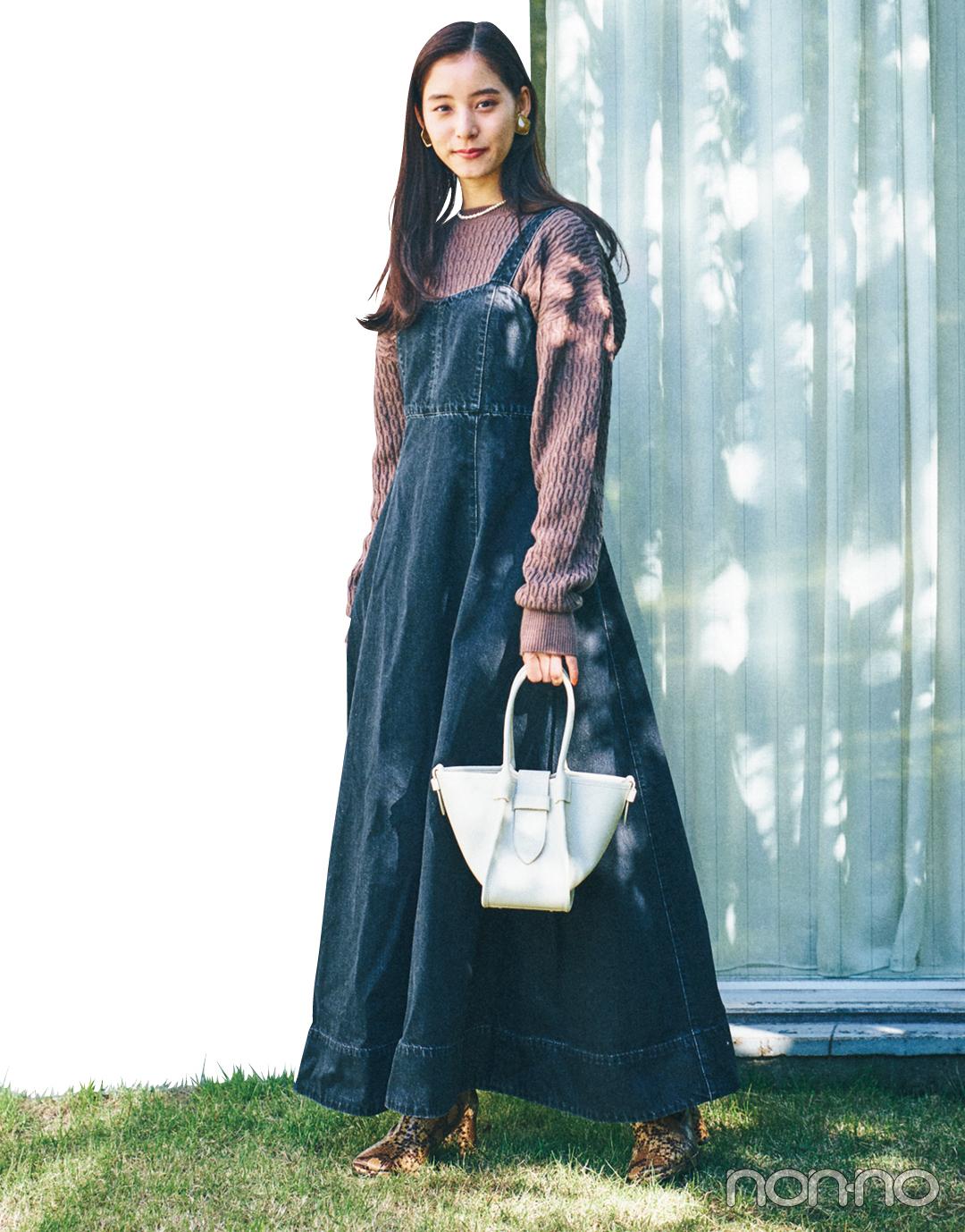 新木優子の冬私服♡ 今すぐマネしたい! ZARAなどお気に入りブランドで最新コーデを披露_1_7