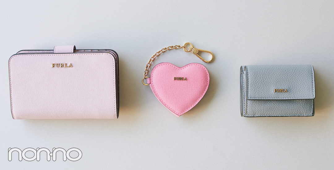 買い替えるならやっぱり♡ フルラのミニ財布【20歳からの名品】_1_2