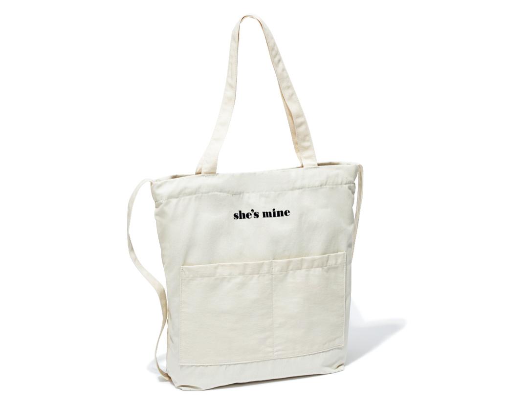 カジュアル派の毎日バッグに「白キャンバストート」は外せない_1_7