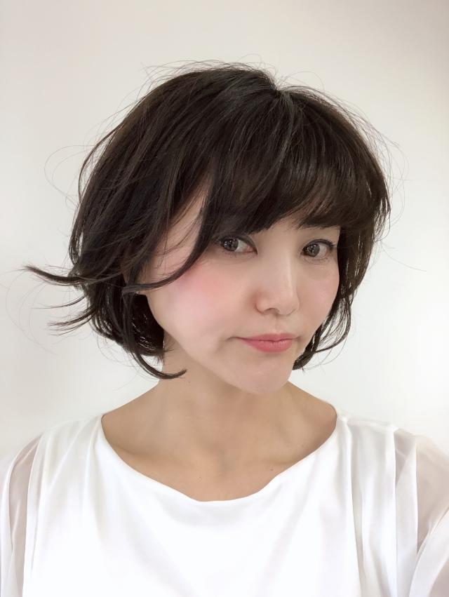 髪の毛バッサリ!イメージチェンジ_1_3