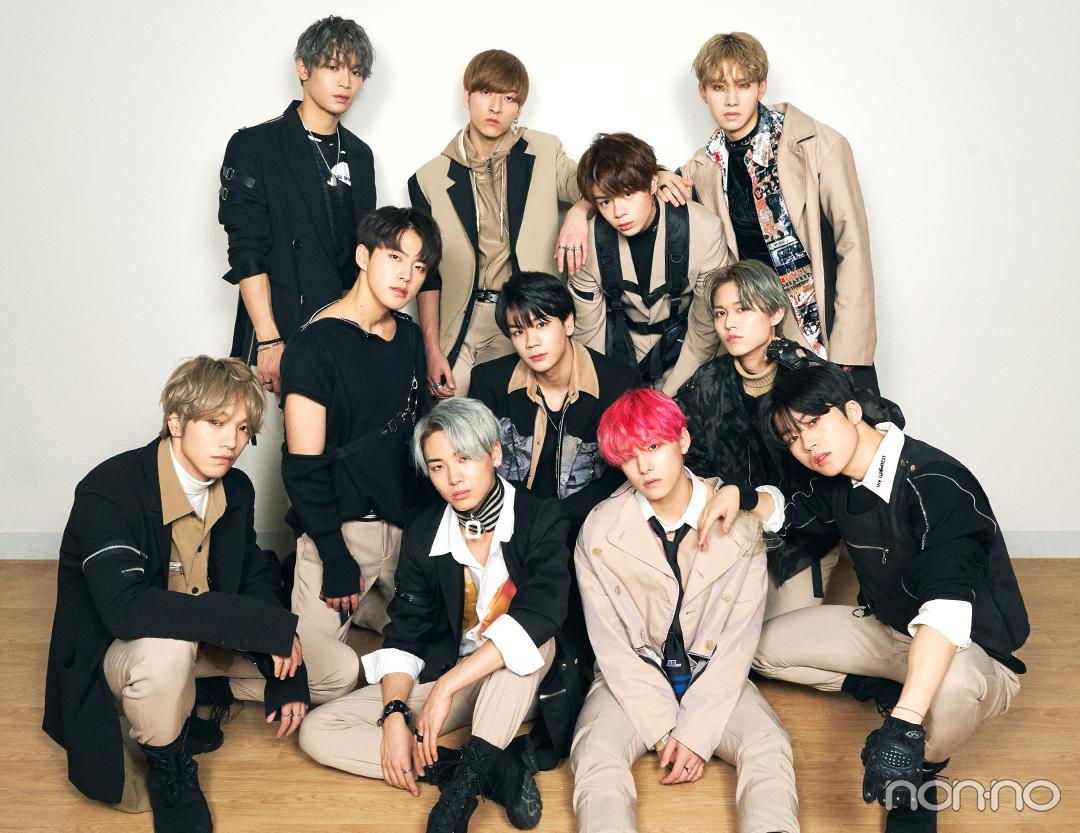 「PRODUCE 101 JAPAN」から選ばれたグローバルボーイズグループ。「JO1」(ジェイオーワン)