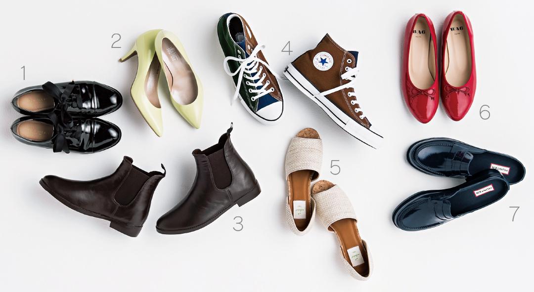 おしゃれで使える最新レイングッズ★かわいい雨靴&撥水バッグ、あります!_1_2