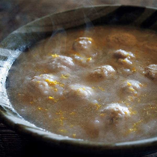 体の芯から温まる! 鶏団子のおろしれんこん鍋【絶品鍋レシピ28days】_1_1