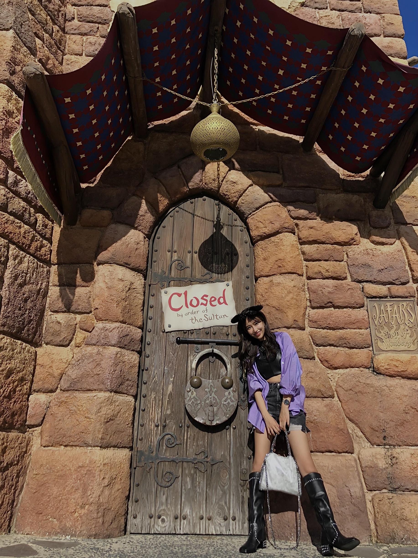 Disney sea code :_1_1
