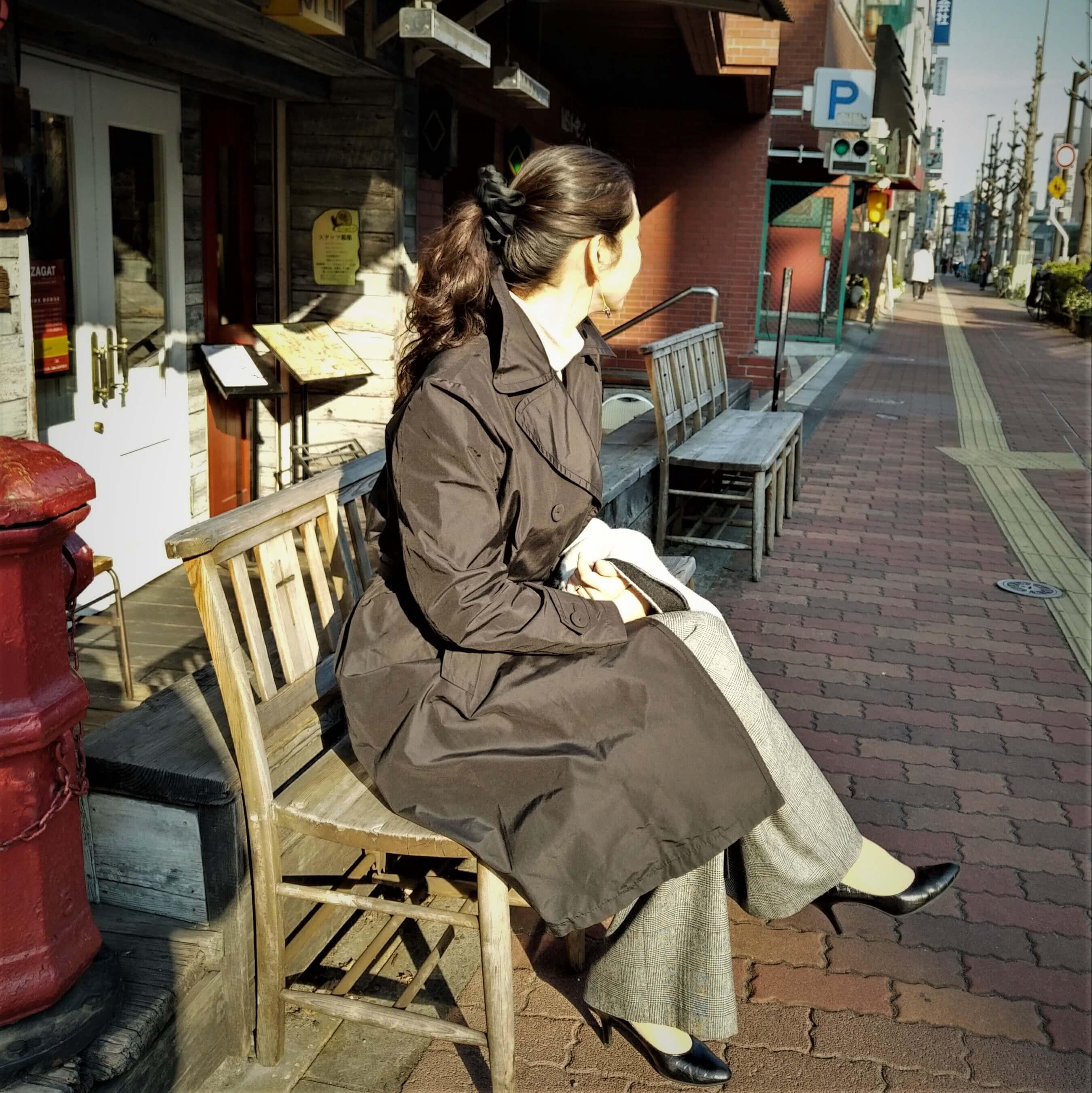 今こそ出番だ!「トレンチコート」美女組さんの春の着こなし【マリソル美女組ブログPICK UP】_1_1-4